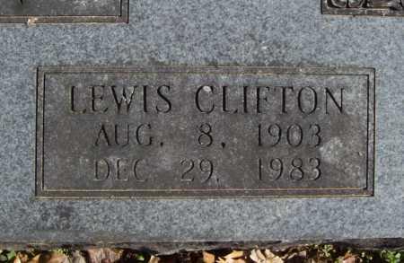 BROWN, LEWIS CLIFTON (CLOSEUP) - Benton County, Arkansas   LEWIS CLIFTON (CLOSEUP) BROWN - Arkansas Gravestone Photos