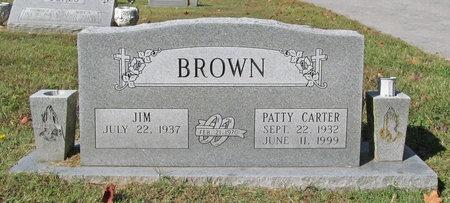 BROWN, PATTY - Benton County, Arkansas | PATTY BROWN - Arkansas Gravestone Photos
