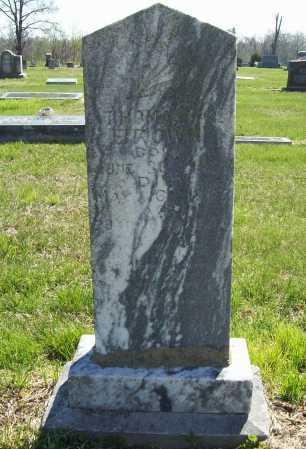 BROWN, THOMAS - Benton County, Arkansas   THOMAS BROWN - Arkansas Gravestone Photos