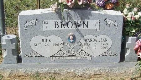 BROWN, WANDA JEAN - Benton County, Arkansas | WANDA JEAN BROWN - Arkansas Gravestone Photos