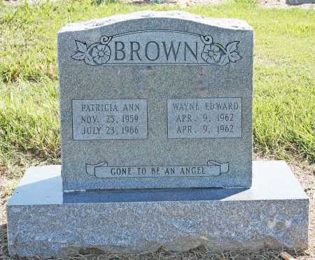 BROWN, PATRICIA ANN - Benton County, Arkansas | PATRICIA ANN BROWN - Arkansas Gravestone Photos
