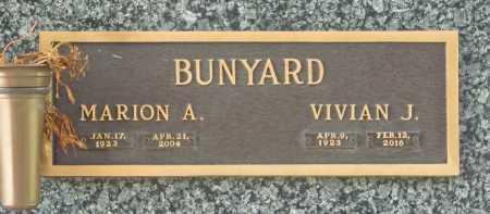 ZIMMERMAN BUNYARD, VIVIAN JEAN - Benton County, Arkansas | VIVIAN JEAN ZIMMERMAN BUNYARD - Arkansas Gravestone Photos