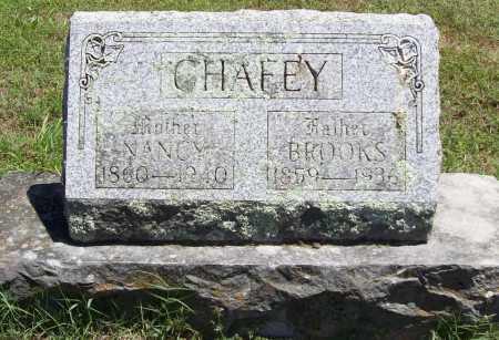 CHAFEY, BROOKS - Benton County, Arkansas   BROOKS CHAFEY - Arkansas Gravestone Photos