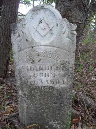 CHANDLER, DAVID - Benton County, Arkansas | DAVID CHANDLER - Arkansas Gravestone Photos