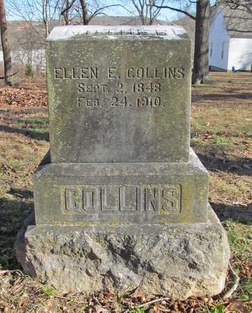 COLLINS, ELLEN E - Benton County, Arkansas   ELLEN E COLLINS - Arkansas Gravestone Photos