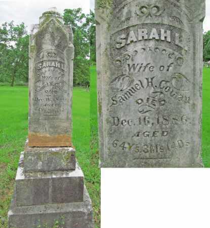 COWAN, SARAH L (REPAIRED) - Benton County, Arkansas | SARAH L (REPAIRED) COWAN - Arkansas Gravestone Photos