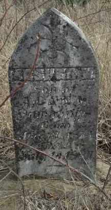 CUMMINGS, ABSHER W - Benton County, Arkansas   ABSHER W CUMMINGS - Arkansas Gravestone Photos