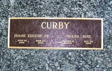 MUSTEEN CURBY, NELDA JANE - Benton County, Arkansas   NELDA JANE MUSTEEN CURBY - Arkansas Gravestone Photos