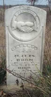 DAVIS, CALEB F - Benton County, Arkansas | CALEB F DAVIS - Arkansas Gravestone Photos