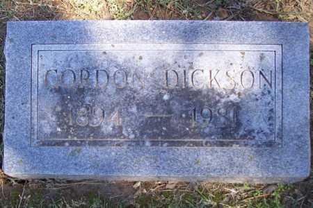 DICKSON, GORDON - Benton County, Arkansas   GORDON DICKSON - Arkansas Gravestone Photos