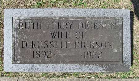 DICKSON, RUTH - Benton County, Arkansas | RUTH DICKSON - Arkansas Gravestone Photos