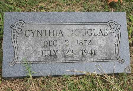 DOUGLAS, CYNTHIA - Benton County, Arkansas | CYNTHIA DOUGLAS - Arkansas Gravestone Photos