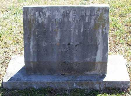ELLIS, GLADYS MARIE - Benton County, Arkansas | GLADYS MARIE ELLIS - Arkansas Gravestone Photos