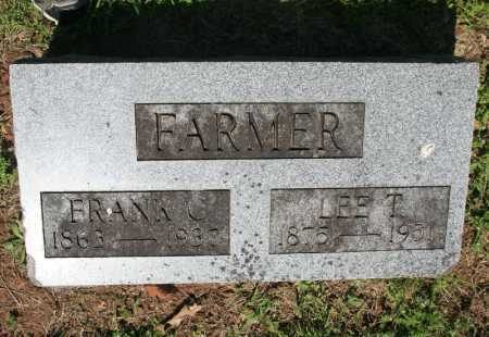 FARMER, LEE T. - Benton County, Arkansas | LEE T. FARMER - Arkansas Gravestone Photos
