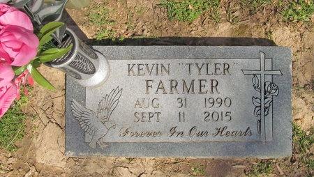 FARMER, KEVIN TYLER - Benton County, Arkansas   KEVIN TYLER FARMER - Arkansas Gravestone Photos