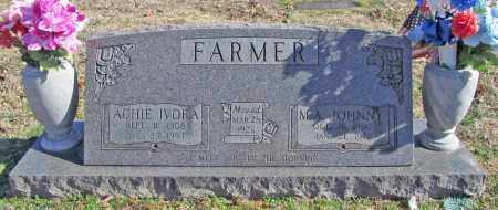 FARMER, ACHIE IVORA - Benton County, Arkansas | ACHIE IVORA FARMER - Arkansas Gravestone Photos