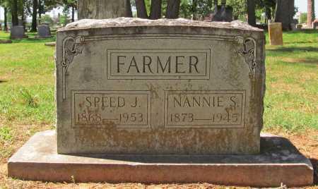 FARMER, NANNIE S - Benton County, Arkansas | NANNIE S FARMER - Arkansas Gravestone Photos