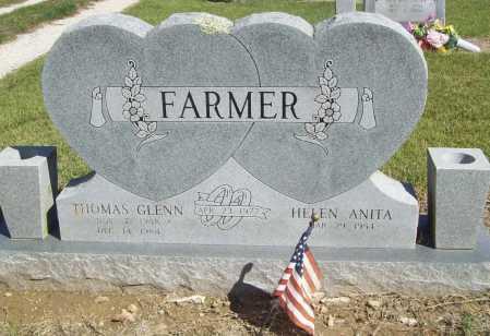 FARMER, THOMAS GLENN - Benton County, Arkansas | THOMAS GLENN FARMER - Arkansas Gravestone Photos