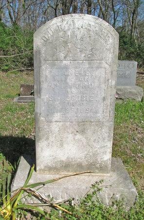 FORD, JANE BAXTER - Benton County, Arkansas | JANE BAXTER FORD - Arkansas Gravestone Photos