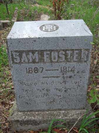 FOSTER, SAM - Benton County, Arkansas | SAM FOSTER - Arkansas Gravestone Photos