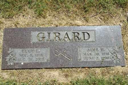 MUZULIN GIRARD, LUCY LENA - Benton County, Arkansas | LUCY LENA MUZULIN GIRARD - Arkansas Gravestone Photos