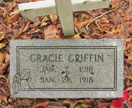 GRIFFIN, GRACIE - Benton County, Arkansas | GRACIE GRIFFIN - Arkansas Gravestone Photos