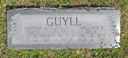 GUYLL, MARTHA A - Benton County, Arkansas   MARTHA A GUYLL - Arkansas Gravestone Photos