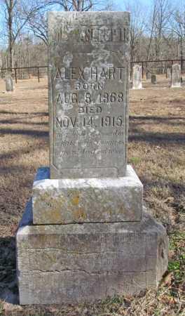 HART, ALEX - Benton County, Arkansas | ALEX HART - Arkansas Gravestone Photos