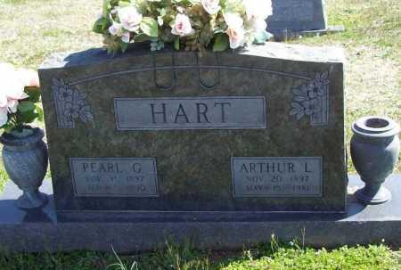 HART, ARTHUR L., REV. - Benton County, Arkansas | ARTHUR L., REV. HART - Arkansas Gravestone Photos