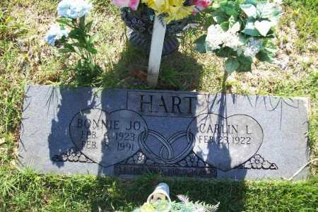 HART, BONNIE JO - Benton County, Arkansas | BONNIE JO HART - Arkansas Gravestone Photos