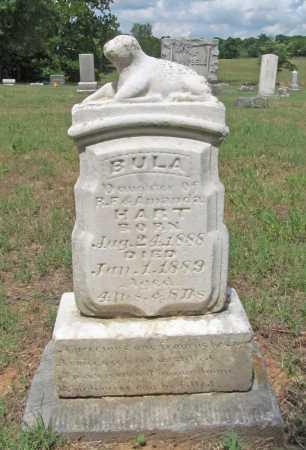 HART, BULA - Benton County, Arkansas | BULA HART - Arkansas Gravestone Photos
