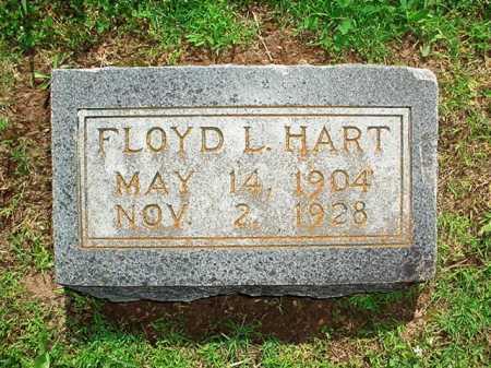 HART, FLOYD L. - Benton County, Arkansas | FLOYD L. HART - Arkansas Gravestone Photos