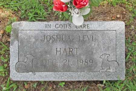 HART, JOSHUA LEVI - Benton County, Arkansas | JOSHUA LEVI HART - Arkansas Gravestone Photos