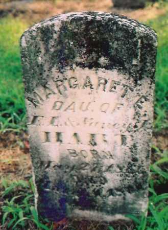 HART, MARGARET E. - Benton County, Arkansas | MARGARET E. HART - Arkansas Gravestone Photos