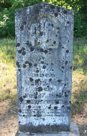 HART, SARAH - Benton County, Arkansas | SARAH HART - Arkansas Gravestone Photos