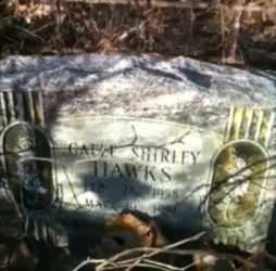 HAWKS, GAELE SHIRLEY - Benton County, Arkansas | GAELE SHIRLEY HAWKS - Arkansas Gravestone Photos