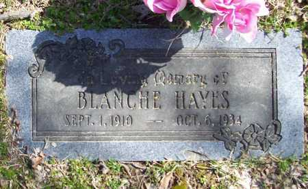 HAYES, BLANCHE - Benton County, Arkansas | BLANCHE HAYES - Arkansas Gravestone Photos