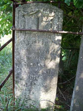 HENRY, JOSEPH - Benton County, Arkansas | JOSEPH HENRY - Arkansas Gravestone Photos