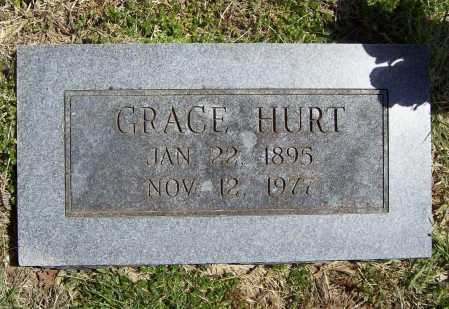 KELLY HURT, GRACE ELIZABETH - Benton County, Arkansas | GRACE ELIZABETH KELLY HURT - Arkansas Gravestone Photos