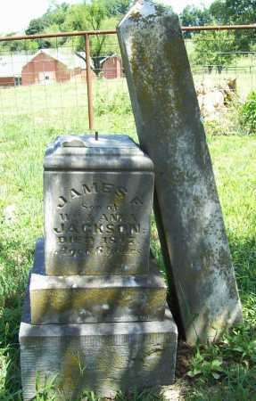 JACKSON, JAMES F. - Benton County, Arkansas | JAMES F. JACKSON - Arkansas Gravestone Photos