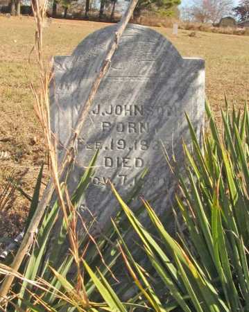 JOHNSON, W J - Benton County, Arkansas | W J JOHNSON - Arkansas Gravestone Photos