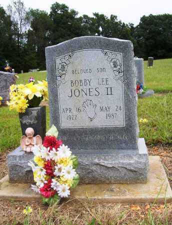 JONES, II, BOBBY LEE - Benton County, Arkansas | BOBBY LEE JONES, II - Arkansas Gravestone Photos