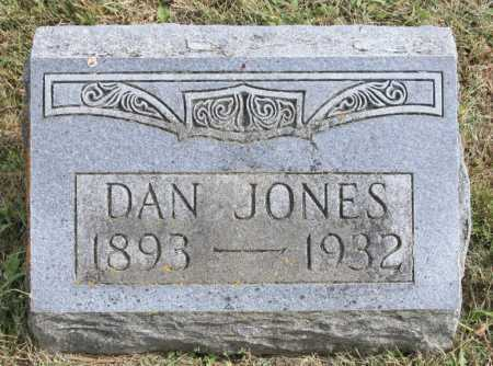 "JONES, DANIEL M. ""DAN"" - Benton County, Arkansas   DANIEL M. ""DAN"" JONES - Arkansas Gravestone Photos"