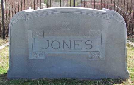 JONES, FAMILY STONE - Benton County, Arkansas | FAMILY STONE JONES - Arkansas Gravestone Photos
