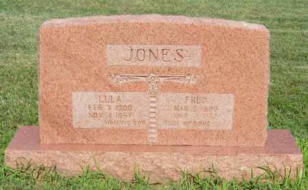 JONES, FRED - Benton County, Arkansas   FRED JONES - Arkansas Gravestone Photos