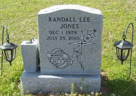 JONES, RANDALL LEE - Benton County, Arkansas | RANDALL LEE JONES - Arkansas Gravestone Photos