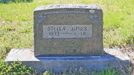 JONES, STELLA - Benton County, Arkansas   STELLA JONES - Arkansas Gravestone Photos