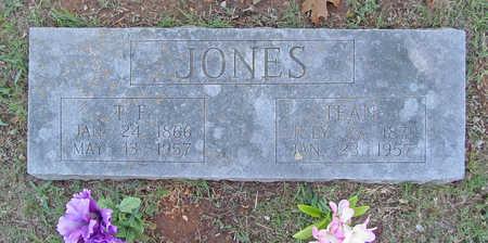 JONES, TEAN - Benton County, Arkansas | TEAN JONES - Arkansas Gravestone Photos
