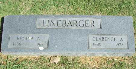 LINEBARGER, SR., CLARENCE A. - Benton County, Arkansas | CLARENCE A. LINEBARGER, SR. - Arkansas Gravestone Photos