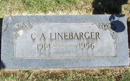 LINEBARGER, C. A. - Benton County, Arkansas | C. A. LINEBARGER - Arkansas Gravestone Photos